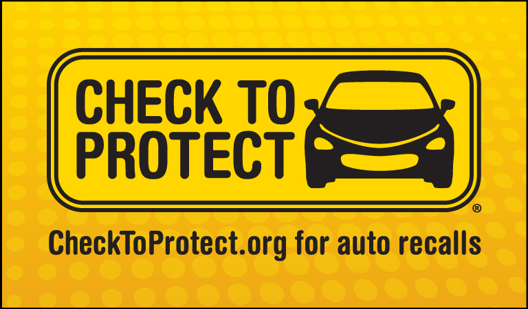 Vehicle Recall Check by VIN | Check to Protect